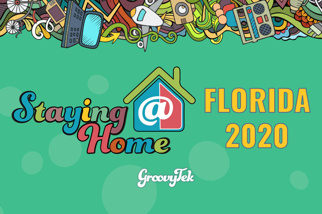 "Staying@Home"" webinars - Florida Fress Stay at Home Webinar Series"