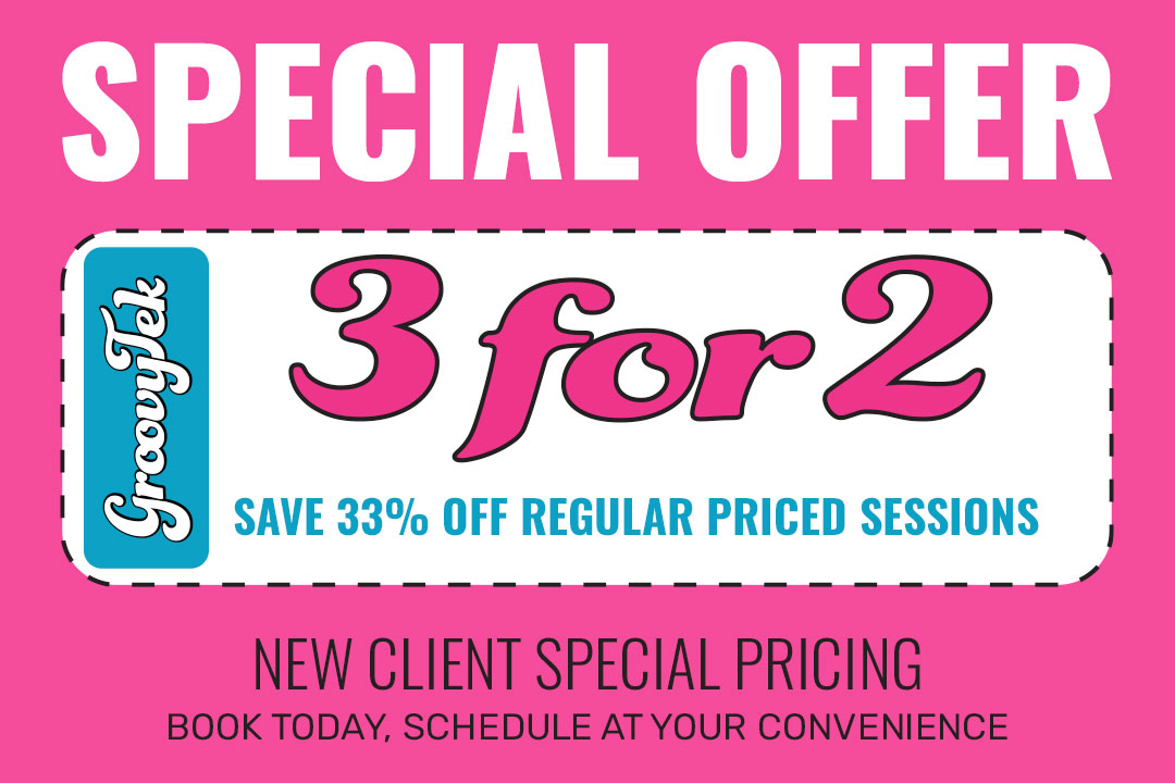 Special Offer: 3 For 2 New Clients