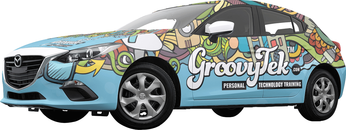 GroovyTek Car